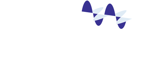 Precision Laser Technology Logo in white